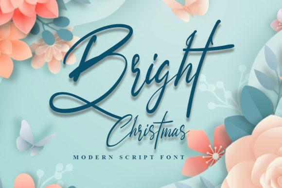 Bright Christmas Font