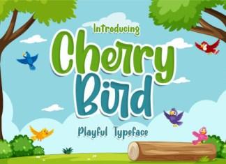 Cherry Bird Font