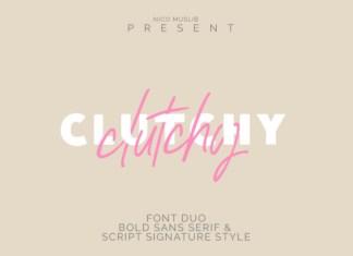 Clutchy Font