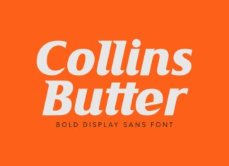 Collins Butter Font
