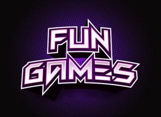 Fun Games Font