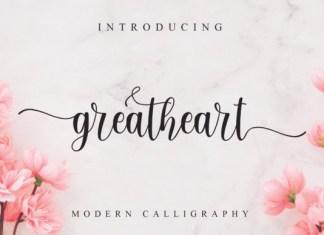Greatheart Font
