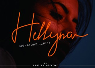 Hellyna Font