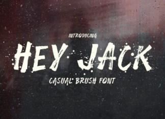 Hey Jack Font
