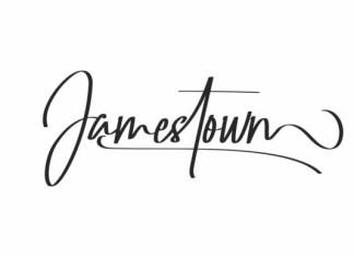 Jamestown Font