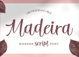 Madeira Font