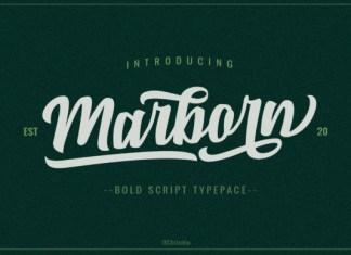 Marborn Font