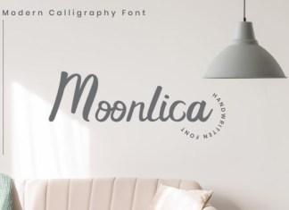 Moonlica Font
