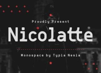 Nicolatte Font