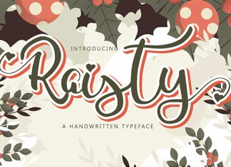 Raisty Font