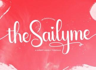 Sailyme Font