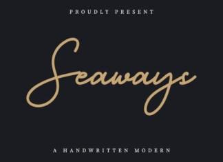 Seaways Font