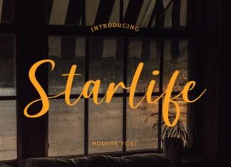 Starlife Font