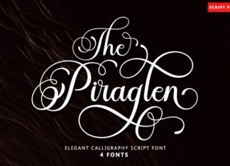 The Piraglen Font