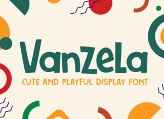 Vanzela Font