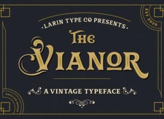 Vianor Font