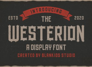Westerion Font