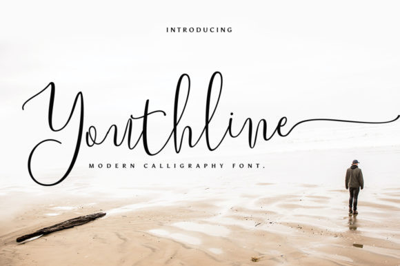 Youthline Font