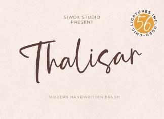 THALISAR Font