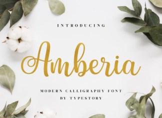Amberia Font