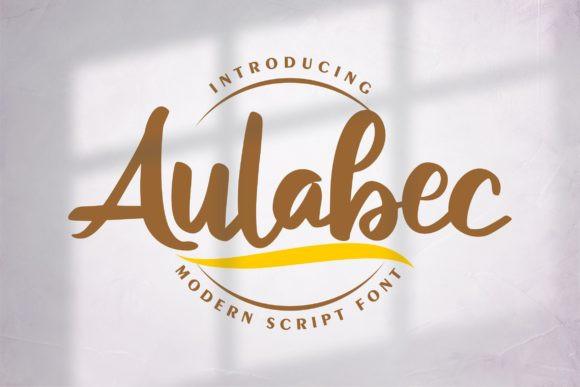 Aulabec Font