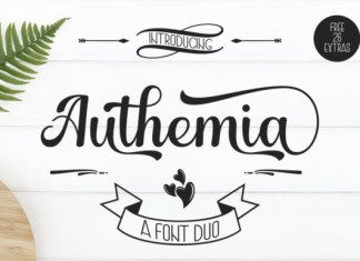 Authemia Font