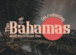 Bahamas Font