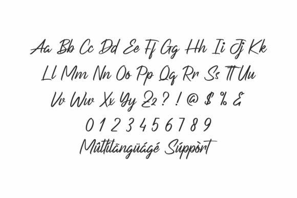 Belongest Font