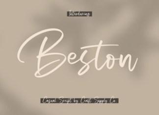 Beston Font