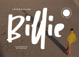Billie Font