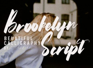 Brookelyn Font