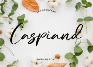 Caspiand Font