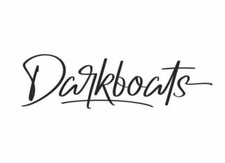Darkboats Font