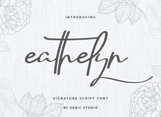 Eathelyn Font
