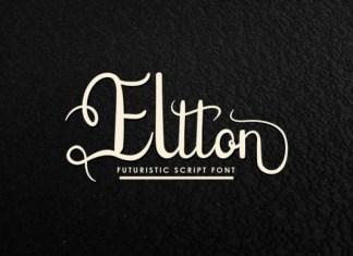 Eltton Font
