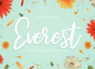 Everest Font