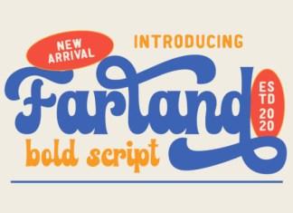 Farland Font