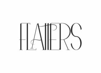 Flatters Font