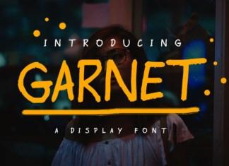 Garnet Font