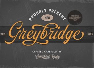 Greybridge Font