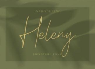 Heleny Font