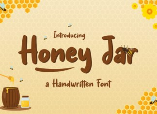 Honey Jar Font