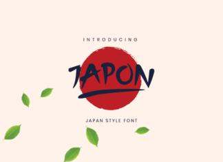 Japon Font