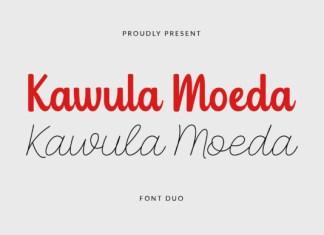 Kawula Moeda Font