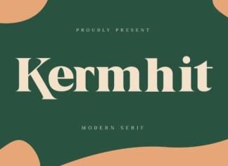 Kermhit Font