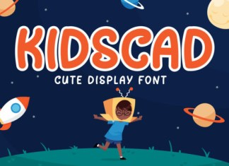 Kidscad Font