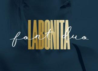 LaBonita Font