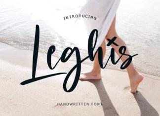 Leghis Font