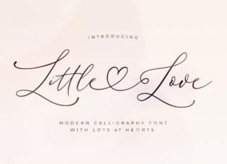 Little Love Font