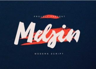 Melsin Font